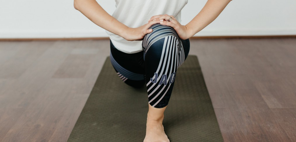 Hip flexor stretch - Physio On Miller, Cammeray