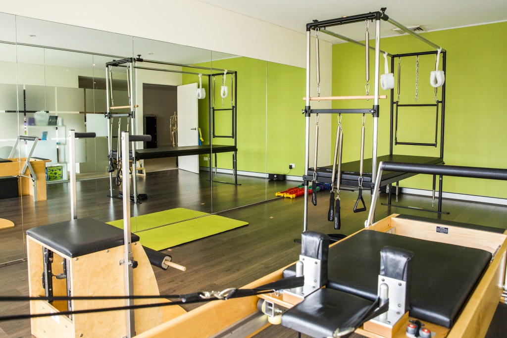 Physio On Miller Circuit Equipment Pilates