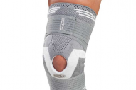 Elastic Strapping Knee Brace